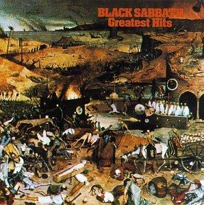 Black Sabbath - Greatest Hits Griffin