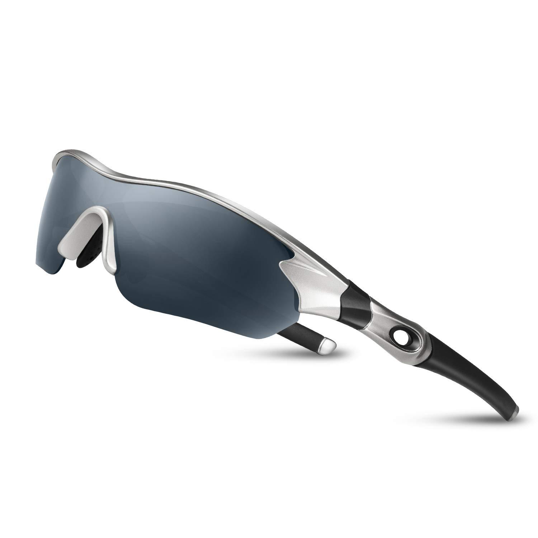 Gafas para MTB Bicicleta Monta/ña 100/% De Protecci/ón UV Bea CooL Gafas De Sol Polarizadas UV400