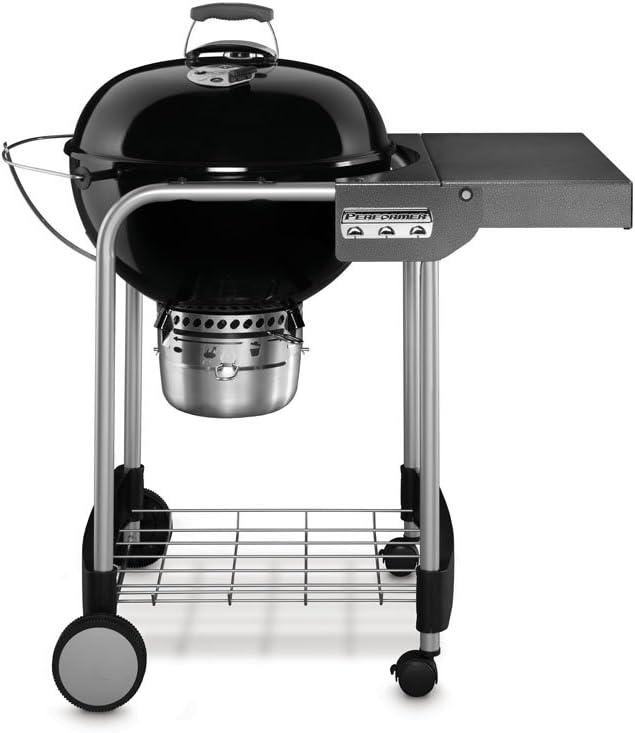 Weber 15301001 Performer Gril à charbon de bois 56 cm Noir