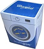 WHIRLPOOL Scalegon for Front/Top Loading Washing Machine - 700gm-Pack Of 7