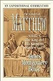 The Gospel of Matthew, James Montgomery Boice, 0801012015