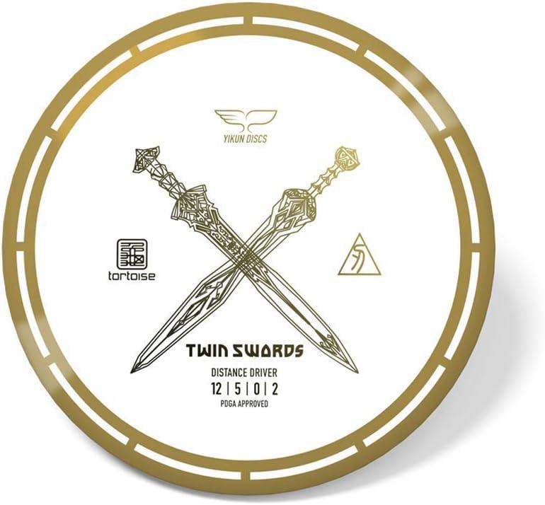 Yikun Professional Disc Golf Twin Swords
