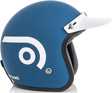 Acerbis Ottano Jet Helm Hellblau Xl Auto