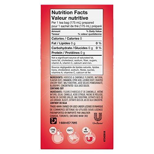 Lipton® Summer Fruits Herbal Tea Bags 20 ct by Lipton (Image #3)'