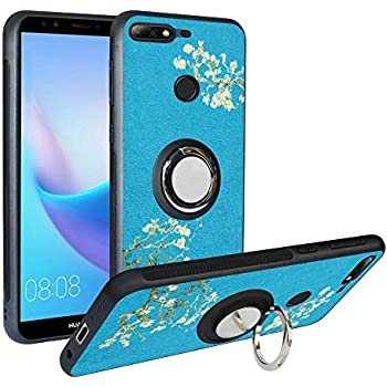 Amazon.com: kwmobile Cover for Huawei Y7 (2018)/Y7 Prime ...