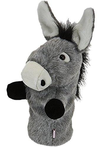 Oversized Eeyore Shrek Donkey Head Cover ()