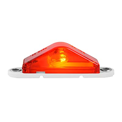Grand General 80394 Red Marker Light (Triangle: Automotive