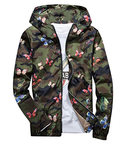 Leather Army Jacket - 9