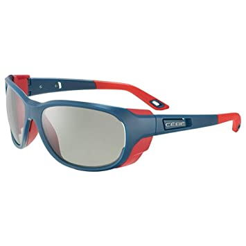 Cébé Everest Gafas de Sol Adultos Unisex Matt Petrol Red ...