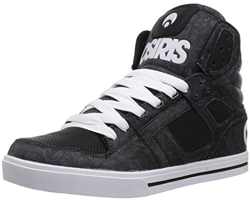 websites Osiris Men's Clone Skate Shoe Black/Paisley official site for sale buy cheap in China for sale cheap price from china amazing price cheap online NcJZLGoxo