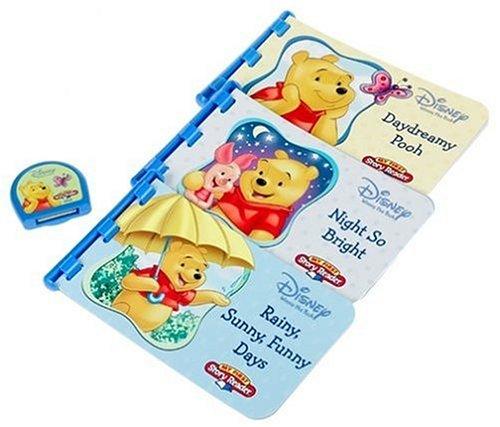 (My First Story Reader 3 Storybook Library Disney Winnie Pooh: Daydreamy Pooh, Night So Bright & Rainy, Sunny, Funny Days)