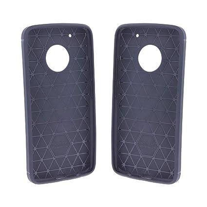 Electrónica Rey - Funda Carcasa para Motorola Moto G5 Plus ...