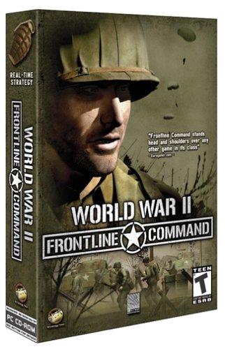 Amazon.com: WWII Frontline Command - PC: Video Games