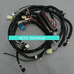 amazon com gowe wire harness apply to komatsu pc120 6 machine bigamazon com gowe wire harness apply to komatsu pc120 6 machine big head wire harness komatsu excavator wire harness (0827674648815) books