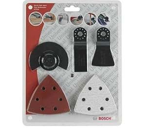 """BOSCH Kit accesorios """"el indispensable"""" """" para herramienta multifunción PMF"""