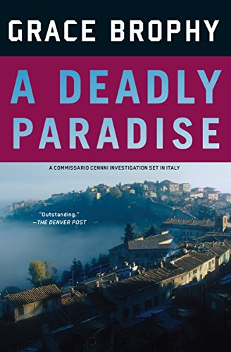 A Deadly Paradise (A Commissario Cenni Investigation Book 2)