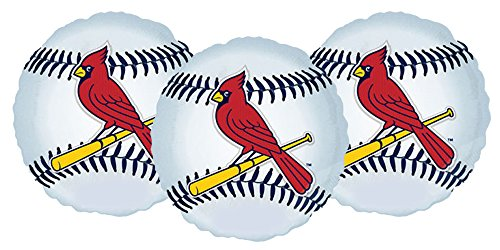 St. Louis Cardinals Baseball Party Decoration 17