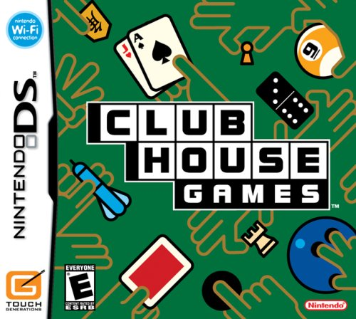 Clubhouse Games – Nintendo DS