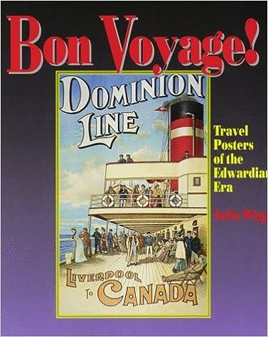 amazon com bon voyage travel posters of the edwardian era