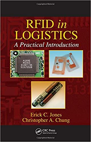rfid in logistics a practical introduction erick c jones