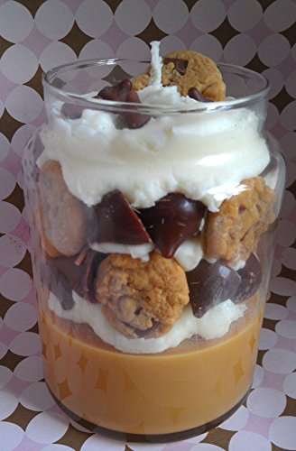 Chocolate Chip, Cookies Jar Candle, Bakery Scents, Soy Wax Candle, Unique Gifts, Kitchen Decor, Hand Poured, Dessert Candle, Food Candle