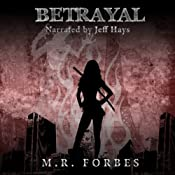 Betrayal: The Divine, Book Two | M. R. Forbes