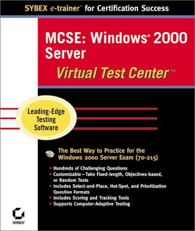 MCSE: Windows 2000 Server Virtual Test Center
