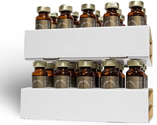 Pure Extract of Hirsutella Sinensis Mycelia Cordyceps Sinensis – Patented, Studied, Certified. Power shot of rare polysaccharides, trace elements, minerals and nutrients. 30 bottles per box.