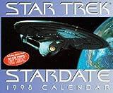 Star Trek Stardate 1998 Calendar