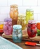 12-Pc. Owl Storage Jar Set
