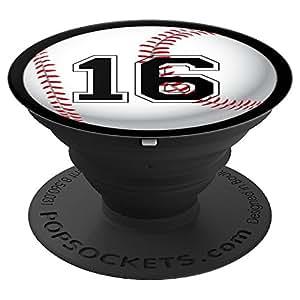 Amazon.com: Baseball Player Number 16 Baseball Jersey Gift ... | 300 x 300 jpeg 13kB