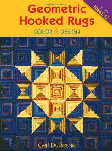 Geometric Hooked Rugs: Color & Design