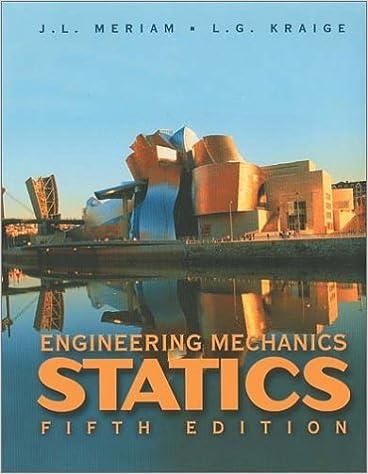 Amazon engineering mechanics statics volume 1 amazon engineering mechanics statics volume 1 9780471406464 j l meriam l g kraige books fandeluxe Gallery