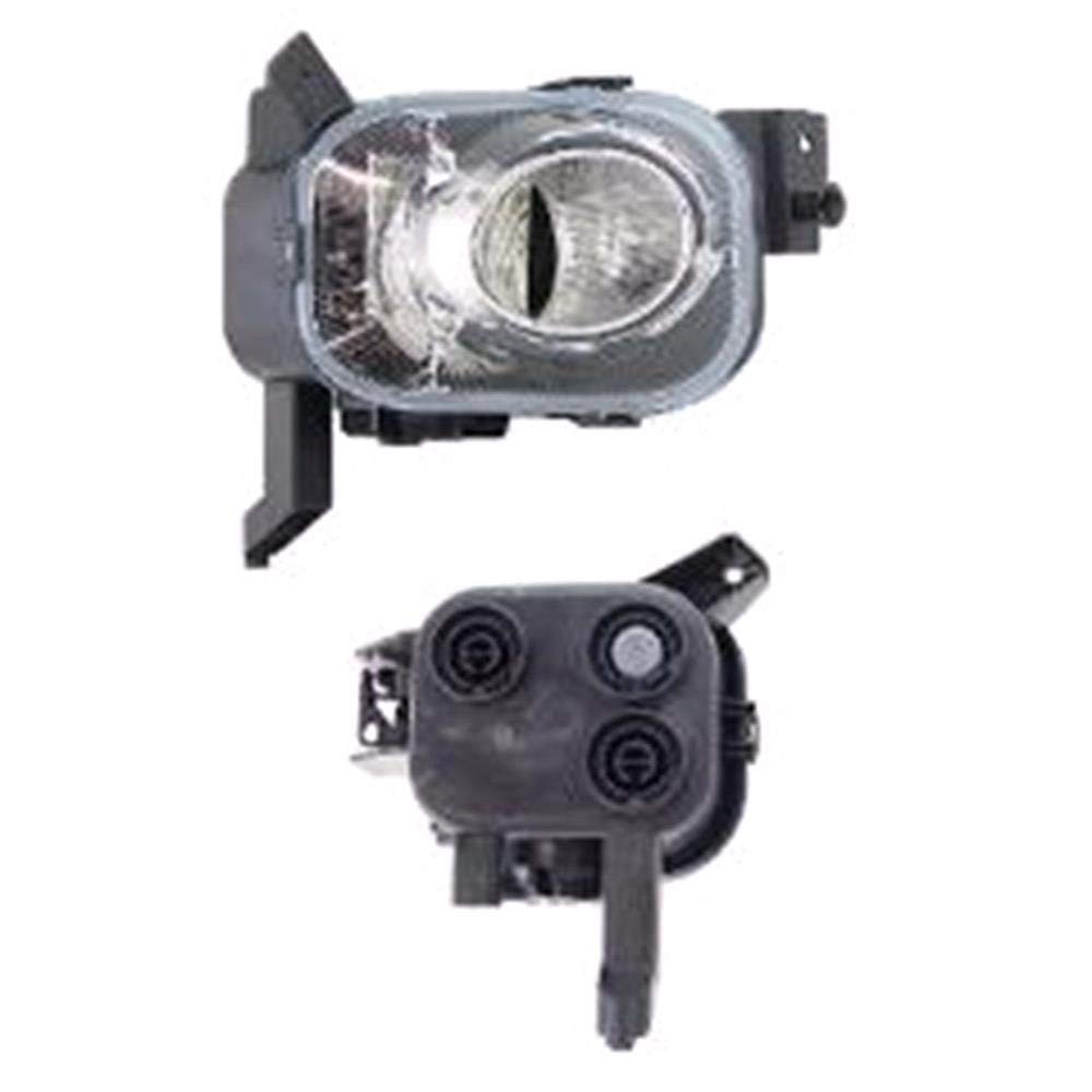 Right Driver Side Fog Lamp Fog Light (Chassis up to 74999999)