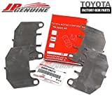 Genuine OEM Lexus 08-14 Is-F Is F New Rear Brake Shim Kit 04946-0W010