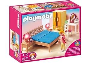 Playmobil - Dormitorio de los padres, set de juego (5331)