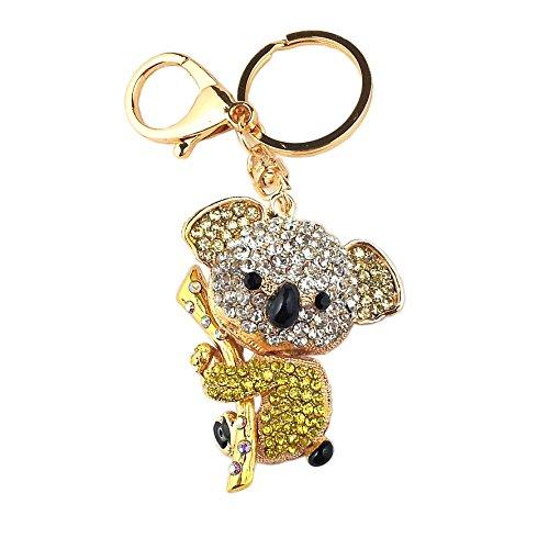 Amino✮ KoalaBaby Keychain Charm For Handbags