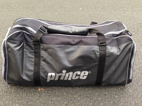 Prince Classic Tournament Bag Black Lne Tennistasche