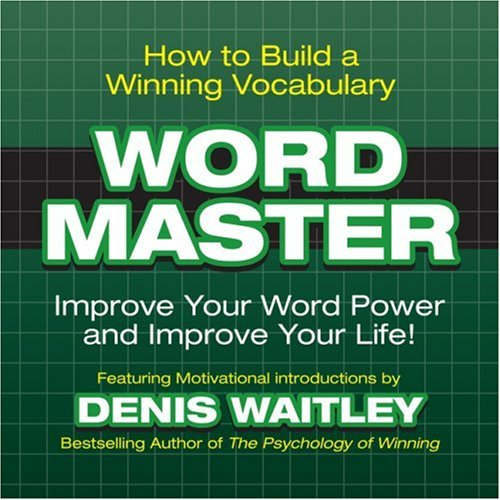Wordmaster: Improve Your Word Power (Your Coach in a Box)