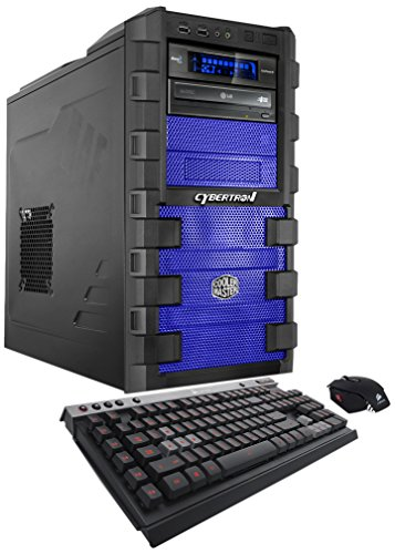 CybertronPC Hyper 2X970 Gaming Desktop Discontinued