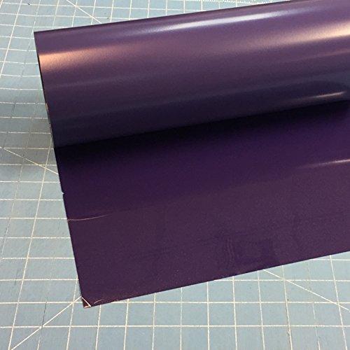 "Siser Easyweed Purple 15"" x 3' Iron on Heat Transfer Vinyl Roll"