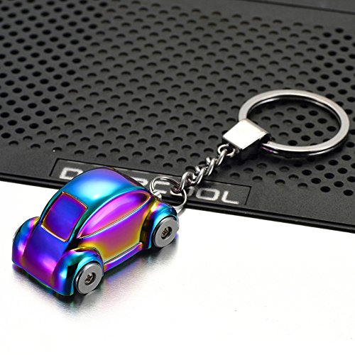 Electric Lighter Mini Car Model Windproof Fast Ignition Coil Lighter Cute Toy Cool Looking  Lighter USB Rechargeable For Beach Windy Situation Great Presents