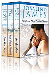 Escape To New Zealand Boxed Set, Volume 1: Just This Once, Just Good Friends, Just for Now