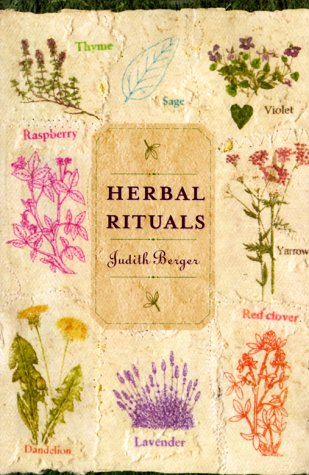 Herbal Rituals: Recipes for Everyday Living (Jason Winters Red Clover)