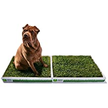Pooch Patch - 100% Real Grass Dog Potty - Extra Large