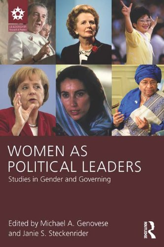 Download Women as Political Leaders: Studies in Gender and Governing (LEADERSHIP: Research and Practice) Pdf