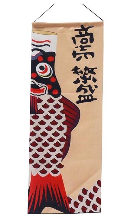 Jingyun Cartel de Arte Tradicional japonés Sushi Shop Home ...