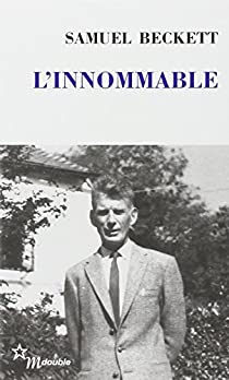 L'innommable par Beckett
