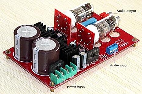 Amazon com: Pre-AMP Amp KIT Tube 6N2 srpp good for DIY NEW Volumn