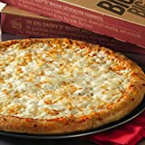 Big Daddys Harvest Whole Grain Rolled Edge Cheese Pizza -- 9 per case.